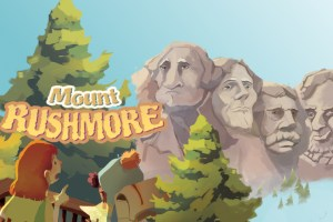 Mount Rushmore game