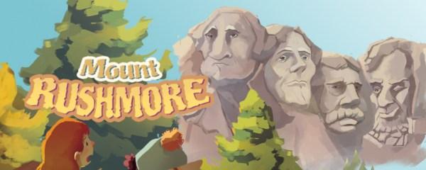 Mount Rushmore game