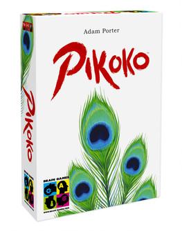 Pikoko game box
