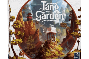 Tang Garden game box