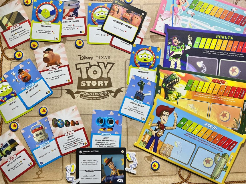 Toy Story Obstacles & Adventures Feature Photo