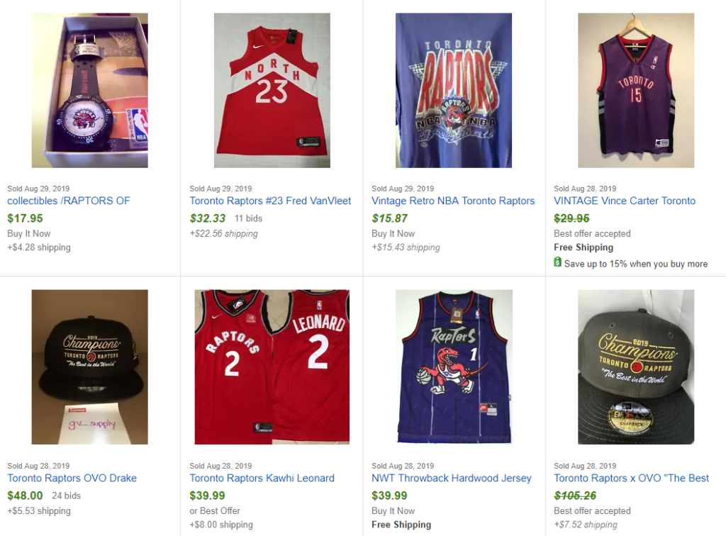 Best Selling Sports Team Merchandise On Ebay The Family Pickers