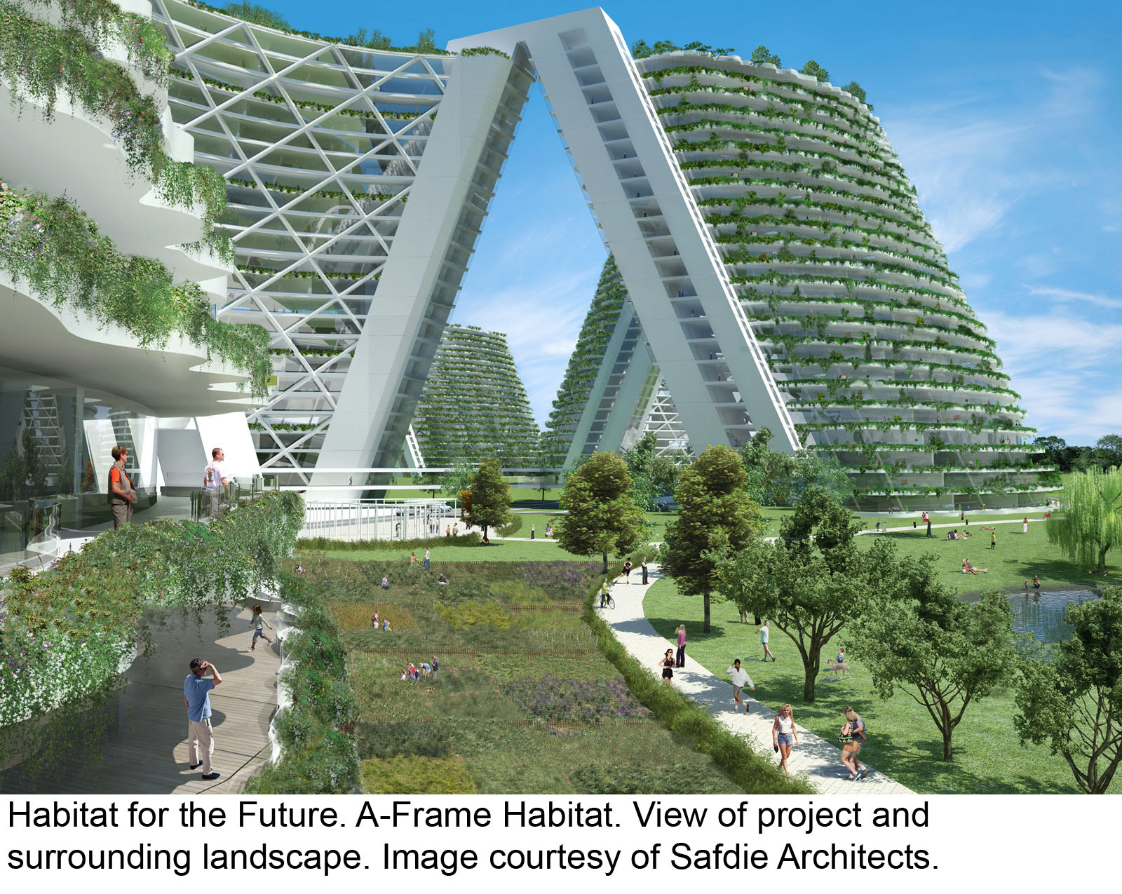 Global Citizen The Architecture Of Moshe Safdie At The