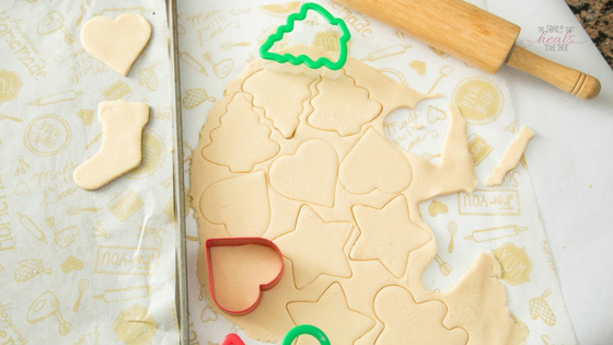 Paleo Sugar Cookies with Cassava Flour   The Family That Heals Together