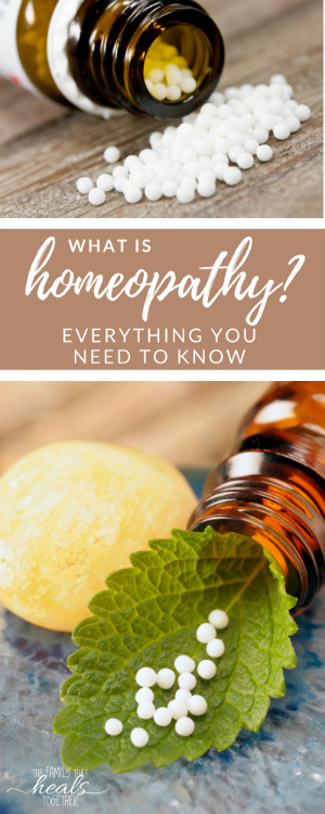 What is homeopathy? It's a convenient, safe, and affordable remedy that can be effective for both acute and chronic conditions. Read all about this natural remedy from The Family That Heals Together.