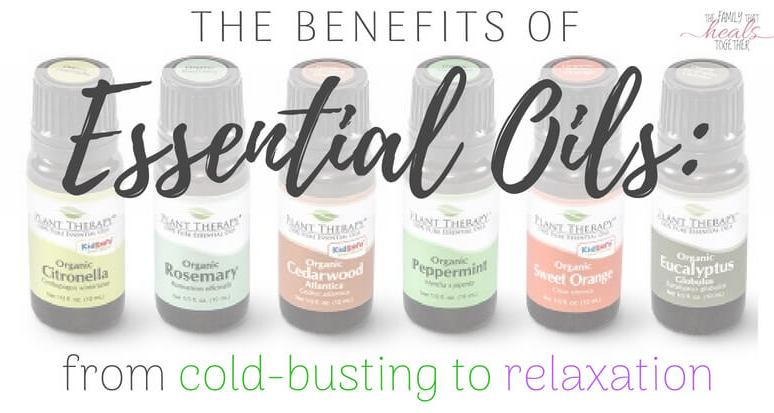 Benefits Of Essential Oils: From Cold Busting To Relaxation