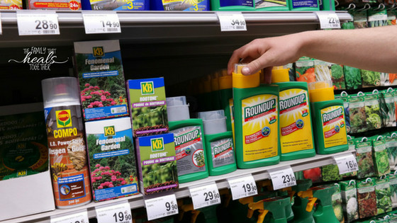 Yes, There's a Glyphosate Cancer Connection, and Yes- We're Injecting it into Our Kids | The Family That Heals Together