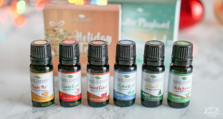 How to Diffuse Essential Oils & Avoid Toxic Candles This Holiday Season