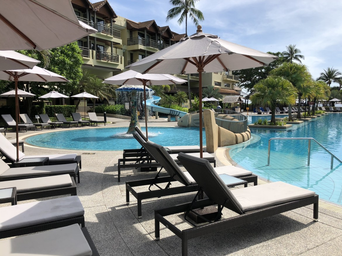 Phuket Marriott Resort & Spa | Rooms with a view