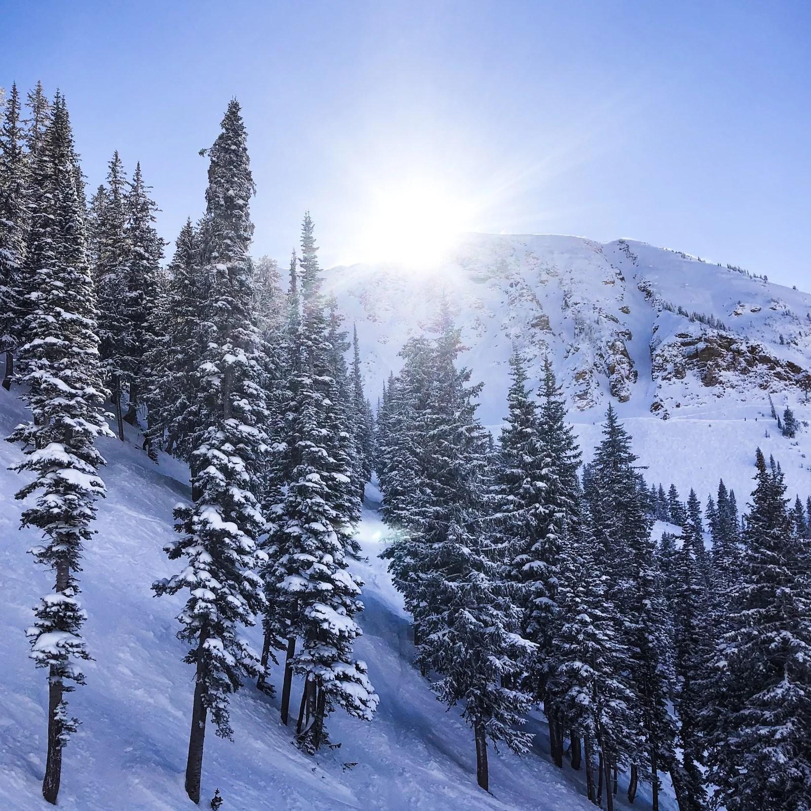 Utah winter activities