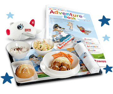 Swiss Kids meal