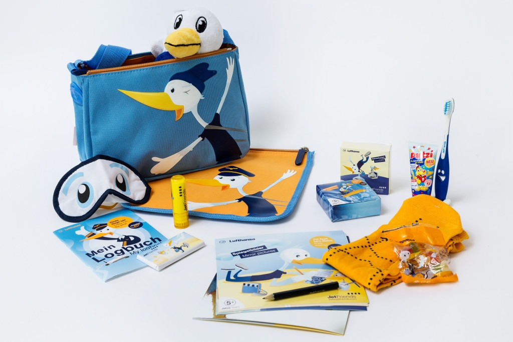 Lufthansa Kids Pack