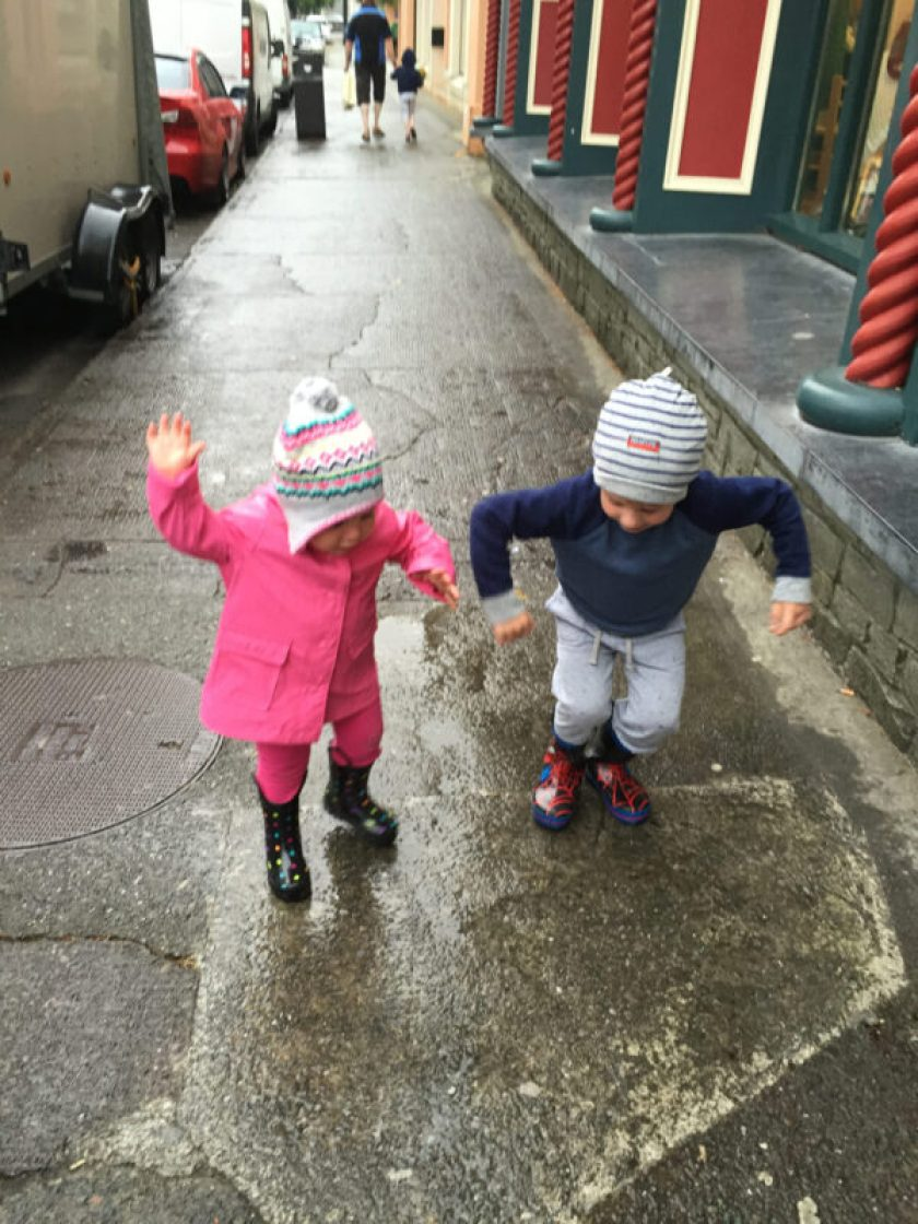 Kenmare with kids