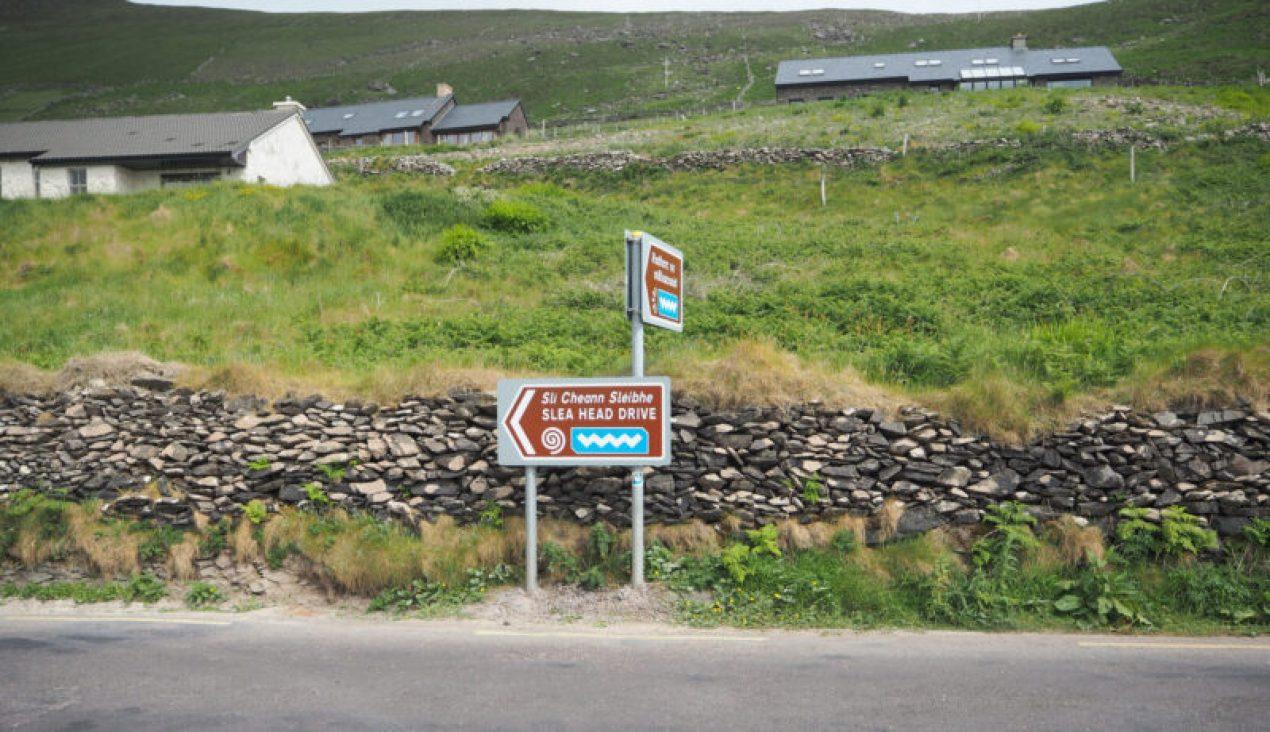 Slea Head Drive Ireland