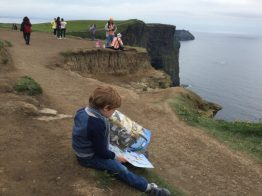 where to see puffins in Ireland