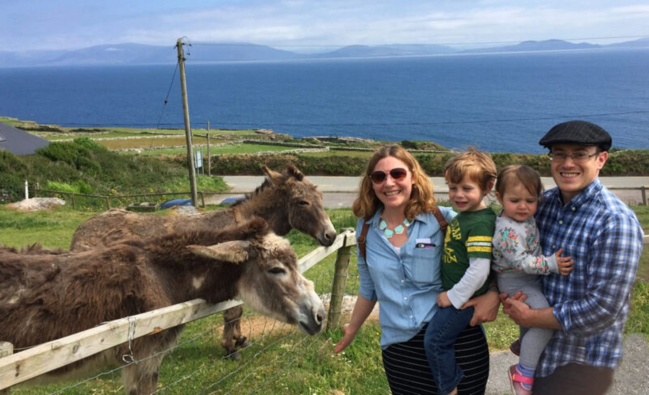 Slea Head Drive with kids - things to do in Kerry