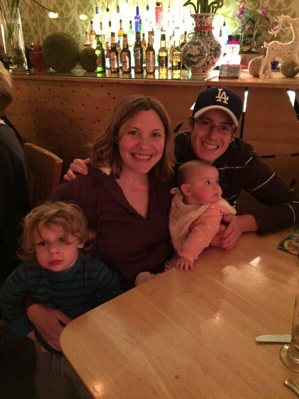 Le Basil Palm Desert restaurant with kids