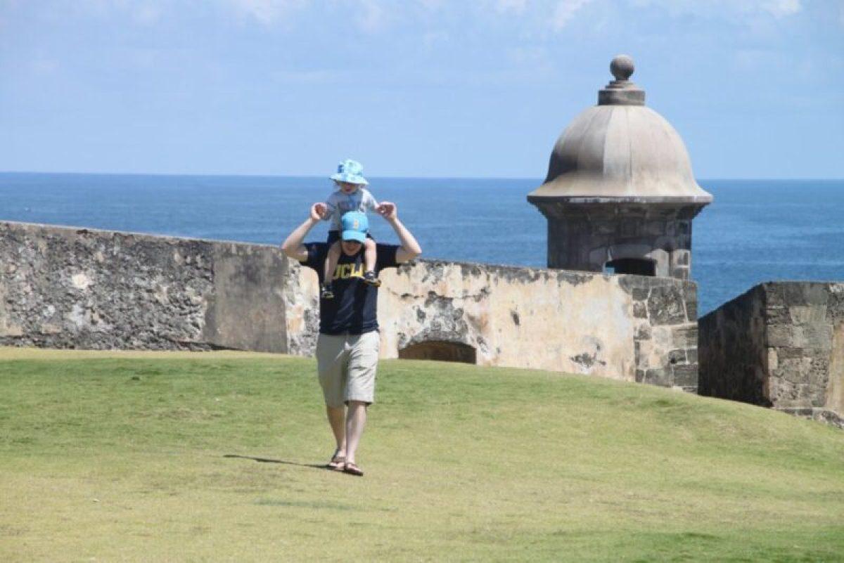 San Felipe del Morro Puerto Rico