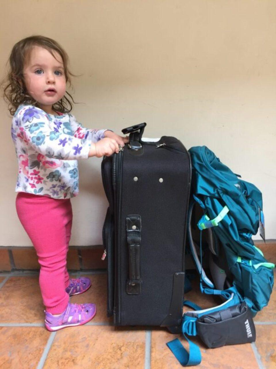Thule Versant 60L backpack