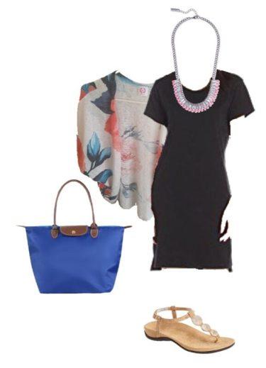 travel wardrobe summer