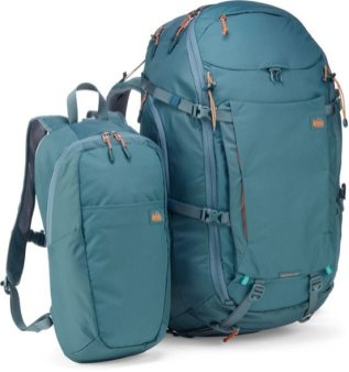 REI ruckpack 65 womens