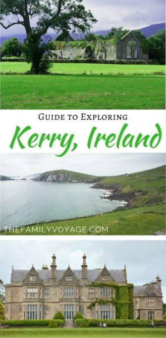 Killarney Ireland things to do   County Kerry Ireland   Kerry Ireland bucket lists   Ireland family vacations