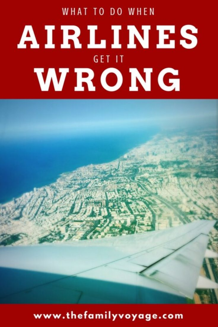 How should you handle bad airline customer service? Read on for our family's unfortunate experience and ideas for how to handle issues that arise. Airline customer service | bad experience with airline | how to get a refund from an airline