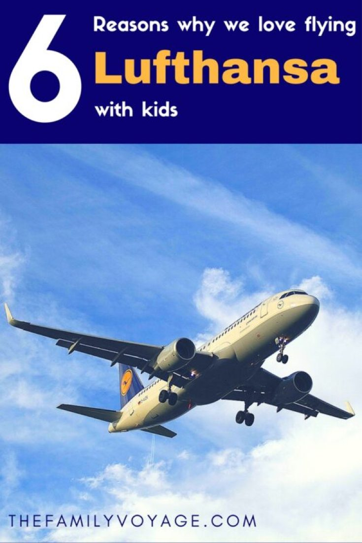 We've flown many airlines to Europe with our kids over the years, but one repeatedly impresses us. Read on to find out all about flying Lufthansa with kids and why we love to fly Lufthansa to Europe.