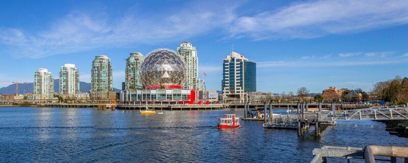 Science World British Columbia