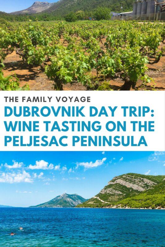 Peljesac winery