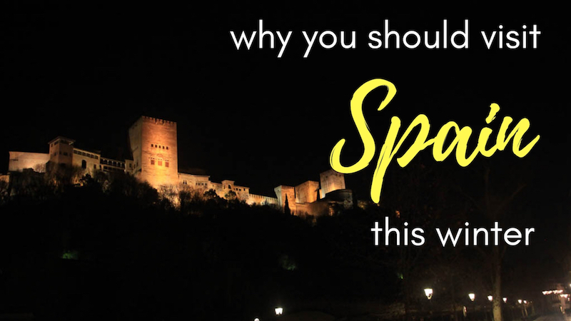 Looking for European charm without the cold weather or big crowds this winter? Find it in SPAIN! Click for things to do in Barcelona, things to do in Seville and things to do in Valencia. We cover holiday traditions in Spain and Christmas lights in Spain. #spain #wintertravel #europe #winter #barcelona #sevilla #seville #valencia #familytravel #travelwithkids #winterbreak #wintertravel #winterholidays #travel #travelplanning