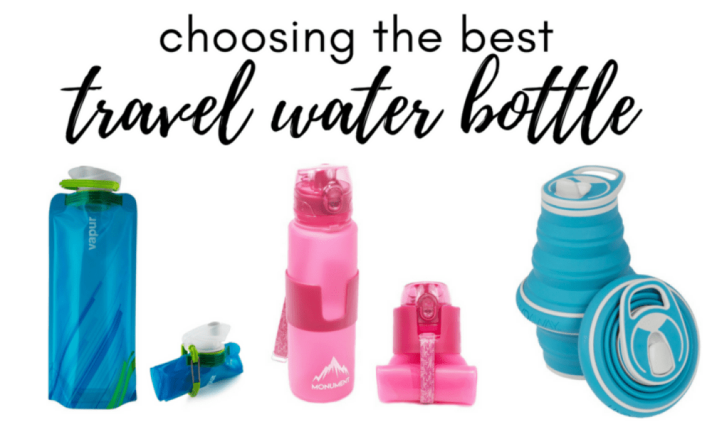 Best travel bottles showdown: Hands-on with foldable water bottle options