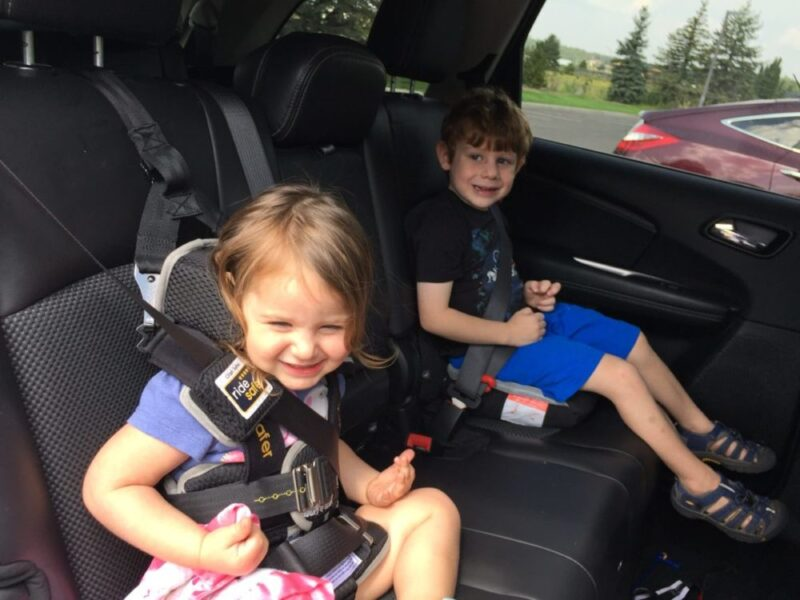 Travel car seats resource page