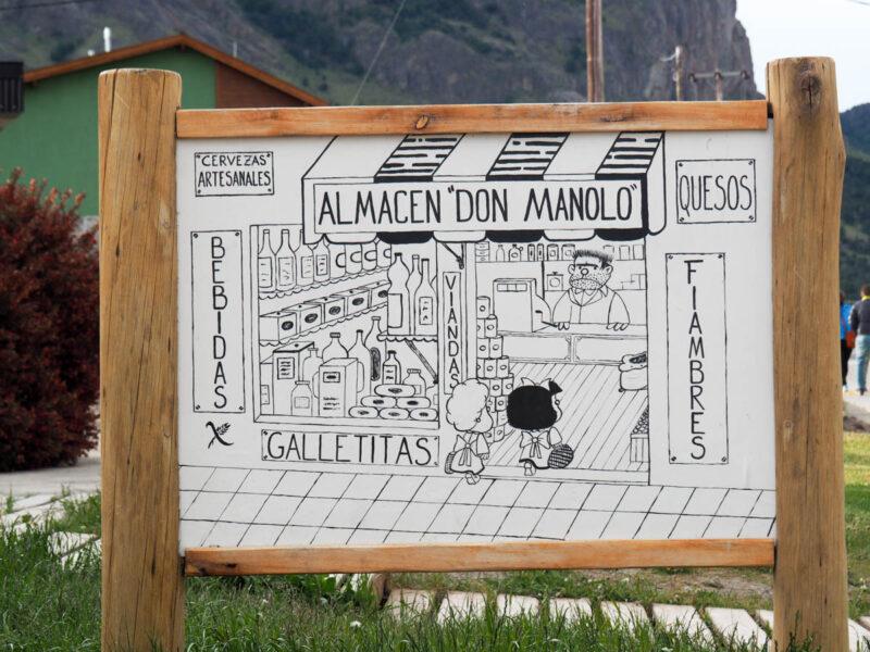 Patagonia argentina restaurant