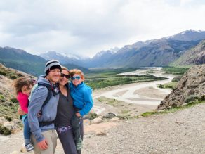 Patagonia with kids