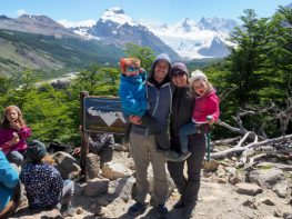 El Chalten with kids