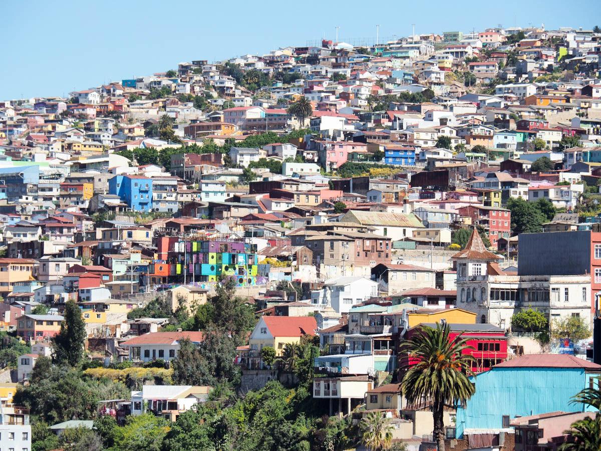 tour Valparaiso gratis