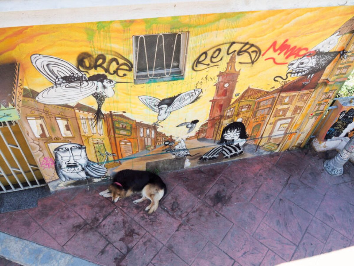 graffiti valparaiso