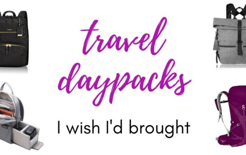 Best small daypacks for women in 2018