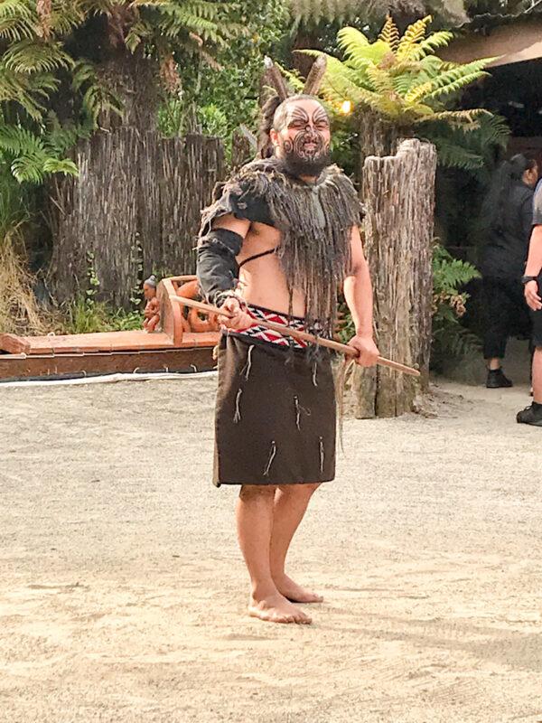 maori village new zealand