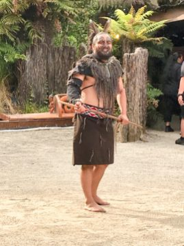 maori village new zealand