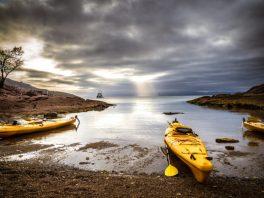 coles bay tasmania kayaking-17