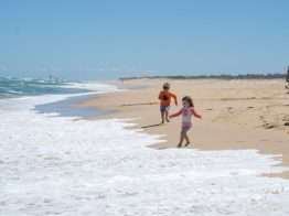 Ninety Mile beach, Lakes Entrance Australia
