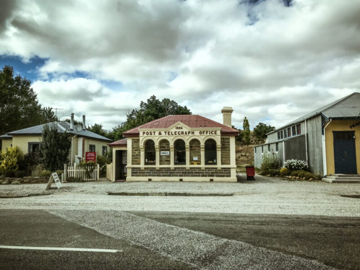 Ophir NZ post office