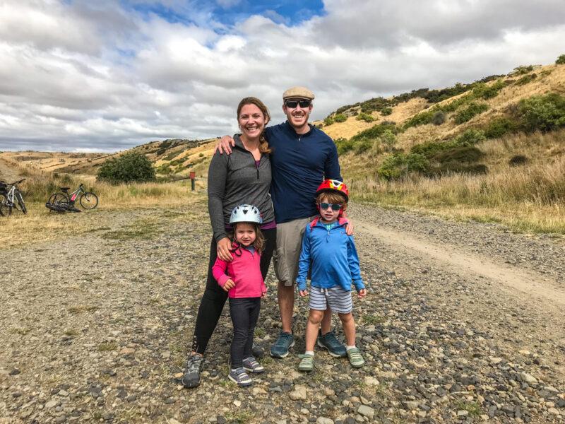bike Otago rail trail packages from Auripo