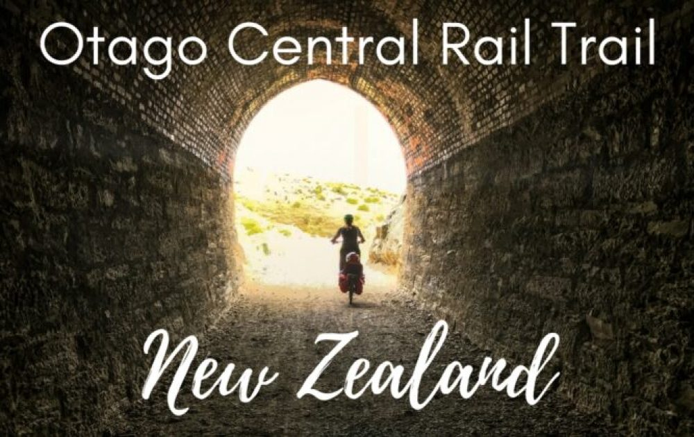 Bike the Otago Central Rail Trail