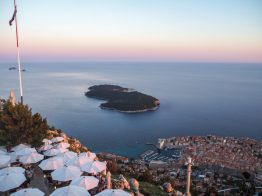Mt Srd: what to do in dubrovnik croatia