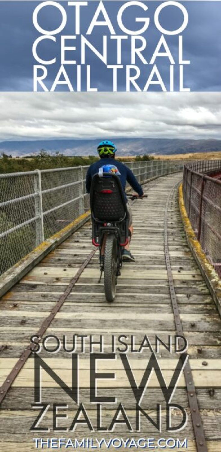 If you love outdoor activities, biking the Otago Central rail trail is one of the best things to do in New Zealand! See the best South Island scenery on this epic cycle tour, which can even make the perfect family-friendly bike ride. Things to do on the South Island | things to do in Queenstown | New Zealand things to do #newzealand #southisland #queenstown #biking #travel #familytravel