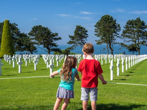D-Day Normandy with kids-38