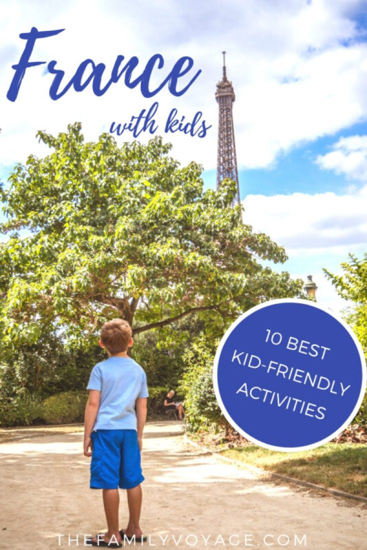 If you're ready to plan your family trip to France, don't miss these awesome things to do with kids in France! There's something for everyone: foodies, history buffs, and even cranky toddlers! Get the inside scoop on the best places to go in France on your family holiday. PiN for later! #France #Paris #Normandy #familytravel #travelwithkids #travel #travelplanning